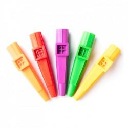 Kazoo DUNLOP Plástico 7700 Naranja