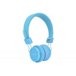Auriculares para niños. Azul