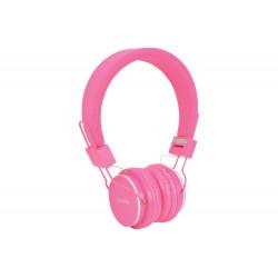 Auriculares para niños. Rosa