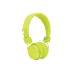 Auriculares para niños. Verde