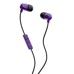 Auricular Skullcandy JIB In-Ear Mic Purple Black