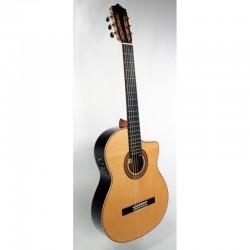 MARTÍNEZ MFG-RS CE Guitarra Flamenca Palosanto EQ Fishman PSY-301