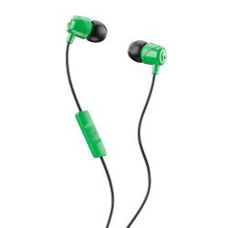 Auriculares Skullcandy JIB In-Ear Mic Green/Black