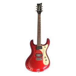Danelectro 64D Red Metallic