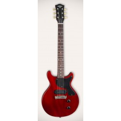 Maybach Lester Junior '59 Double Cut Wine Red Aged