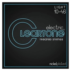 CLEARTONE Electric Nickel-Plated 10-46 Light