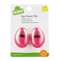 Shaker NINO Percusión NINO540SP-2 Rosa