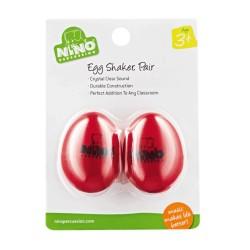 Shaker NINO Percusión NINO540R-2 Rojo