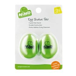 Shaker NINO Percusión NINO540GG-2 Verde