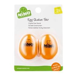 Shaker NINO Percusión NINO540OR-2 Naranja