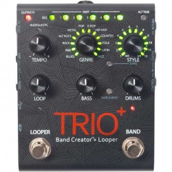 Pedal TRIO BAND PLUS