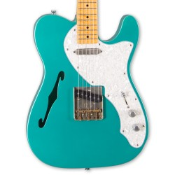 Maybach Teleman Thinline T68 Teal Green Metallic Aged Custom Shop