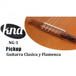 KNA NG-1 Previo Guitarra Clasica y Flamenca