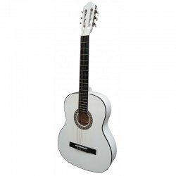Guitarra Clásica Rocío 10 Blanca