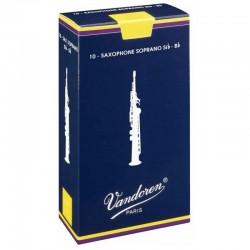Caña Saxo Soprano VANDOREN Tradicional 3 1/2