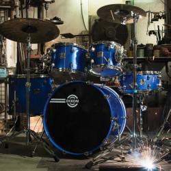 Dixon BZ-522 BLAZE Metallic Blue