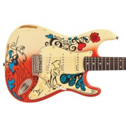 Vintage V6MRHDX Summer of Love Signature Thomas Blug