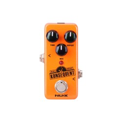 Pedal Mini Nux NDD-2 Konsequent Digital Delay