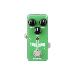 Pedal Mini Nux NOD-2 Tube Man Overdrive