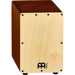 Meinl SCAJ1LB-NT Mini Cajón Natural