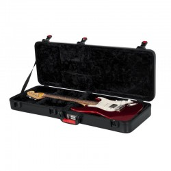 Gator GTSA-GTRELEC Estuche Case para Guitarra Electrica