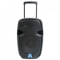 "OQAN QLS-12"" TRAVEL WIRELESS B-STOCK"