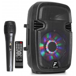 Fenton FT8LED ALTAVOZ PORTATIL A BATERIA