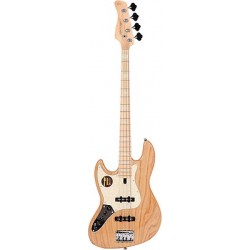 Marcus Miller V7 Swamp Ash-4 Lefthand (2nd Gen) NAT Natural