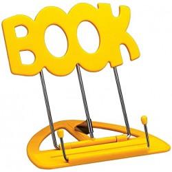 Atril Mesa König & Meyer Uni-Boy Book Amarillo