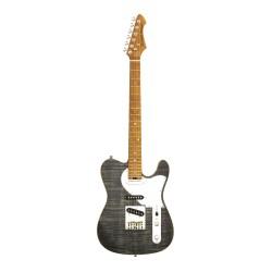 Guitarra Eléctrica ARIA 615-MK2 Nashville Negro Translúcido