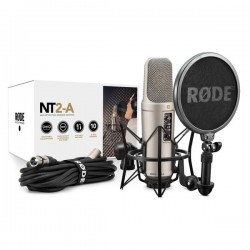 Rode NT2-A Studio Solu­tion Set