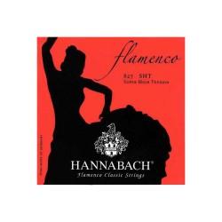 Hannabach 827 SHT Roja Tensión Súper Alta
