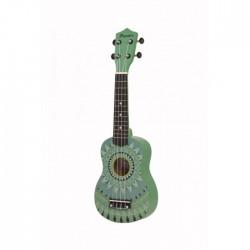 Ukelele Soprano Bamboo Jade B1E-JD