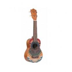 Ukelele Concert Bamboo Sunshine BU23-SS