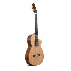 Guitarra clásica Prudencio Saez 4-CW 56