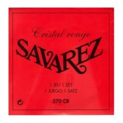 Savarez 570-CR Cristal Roja Normal
