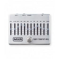 MXR Ten Band Equalizer M108S Silver