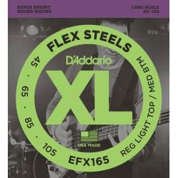 EFX165 FlexSteels Custom Light Long Scale [45-105]