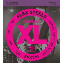 EFX170 FlexSteels Light Long Scale [45-100]