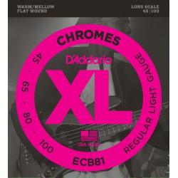 ECB81 Chromes Bass, Light, Long Scale [45-100 ]
