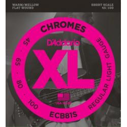 ECB81S Chromes Light Short Scale [45-100]