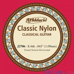 Cuerda D'Addario Classic J2706