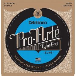 Juego Cuerdas D'Addario EJ46 - Pro Arte Hard