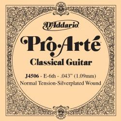 Cuerda D'Addario Pro Arté J4506