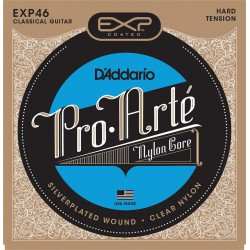 Juego Cuerdas D'Addario EXP46 - Classical Hard Tension