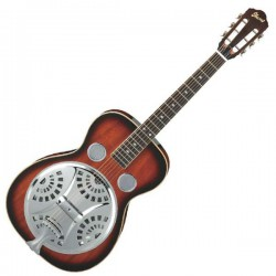 IBANEZ RA200 BS Resonator Brown Sunburst