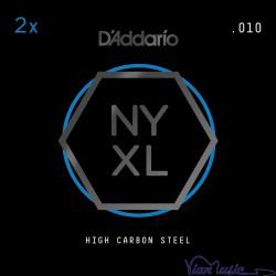 Pack de 2 Cuerdas D'Addario NYPL010