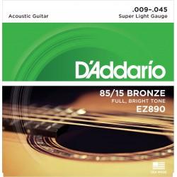 D'Addario EZ890 - 85*15 GREAT AMERICAN MEDIUM [09-45]
