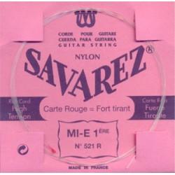 Savarez Carta Roja 521R 1ª Clásica HT