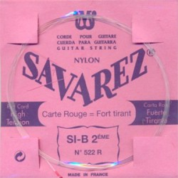 Savarez Carta Roja 522R 2ª Clásica HT
